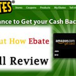 Ebates amazon Review Get your cash back for shopping – Learn more