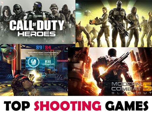 Action Games-Top First Person Shooter Games