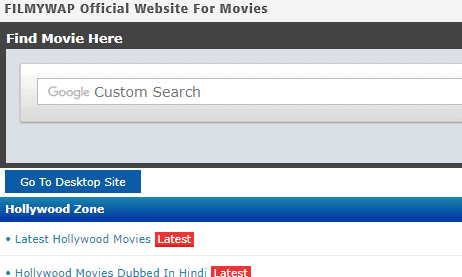 official bollywood movie download sites