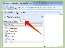 How To Selectively Delete Browser History In Internet Explorer