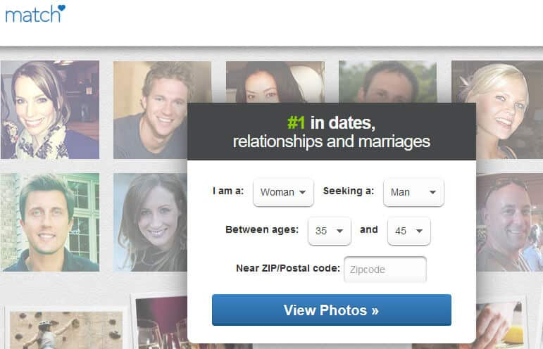 Online dating sites that use personality matching