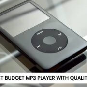 Top 5 Best Budget mp3 Player with Quality Sound