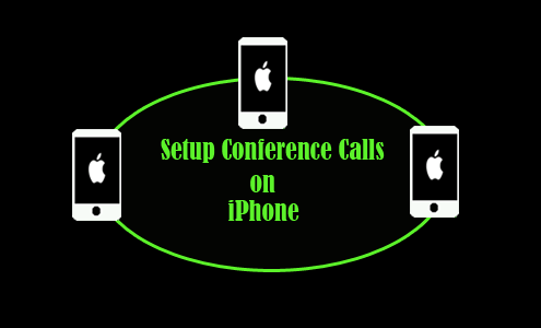 Conference Call on iPhone - How to set it up easily
