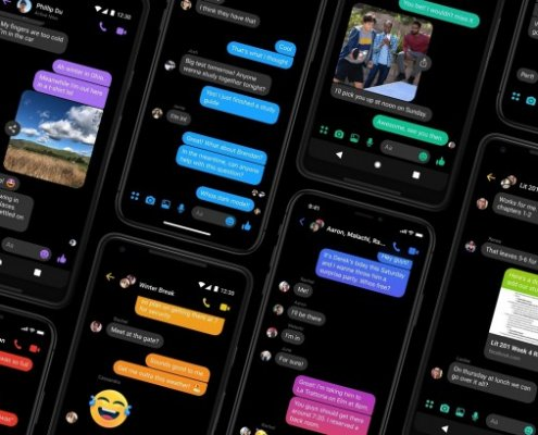 Facebook Messenger Dark Mode:: How to Activate Dark Mode in Facebook Messenger