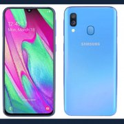 Samsung Galaxy A40 with 25MP selfie camera - Specification and Price