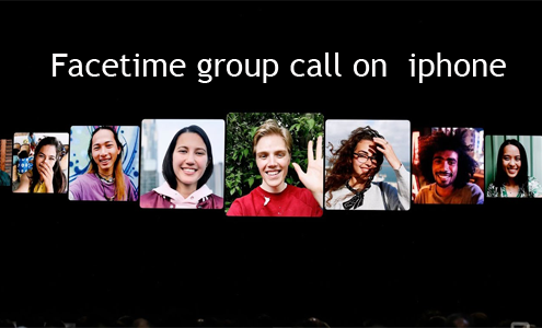 How to make a Facetime Group Call on iOS Devices