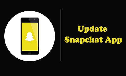 Update Snapchat App Enjoy New Features - iPhone and Android